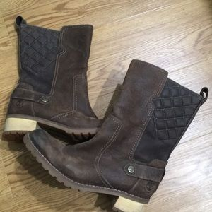 Timberland womans boots